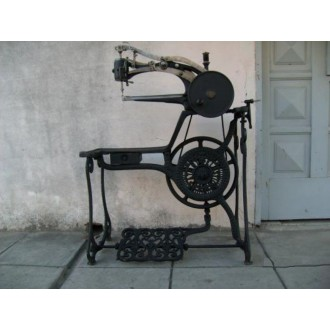 Maquinaria usada para el sector calzado