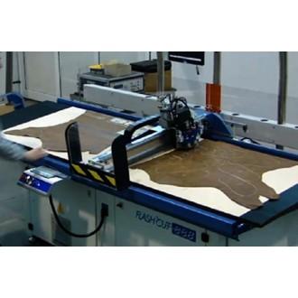 Maquinas de cortar Calzado y troquelar nuevas | Tecom Maquinaria